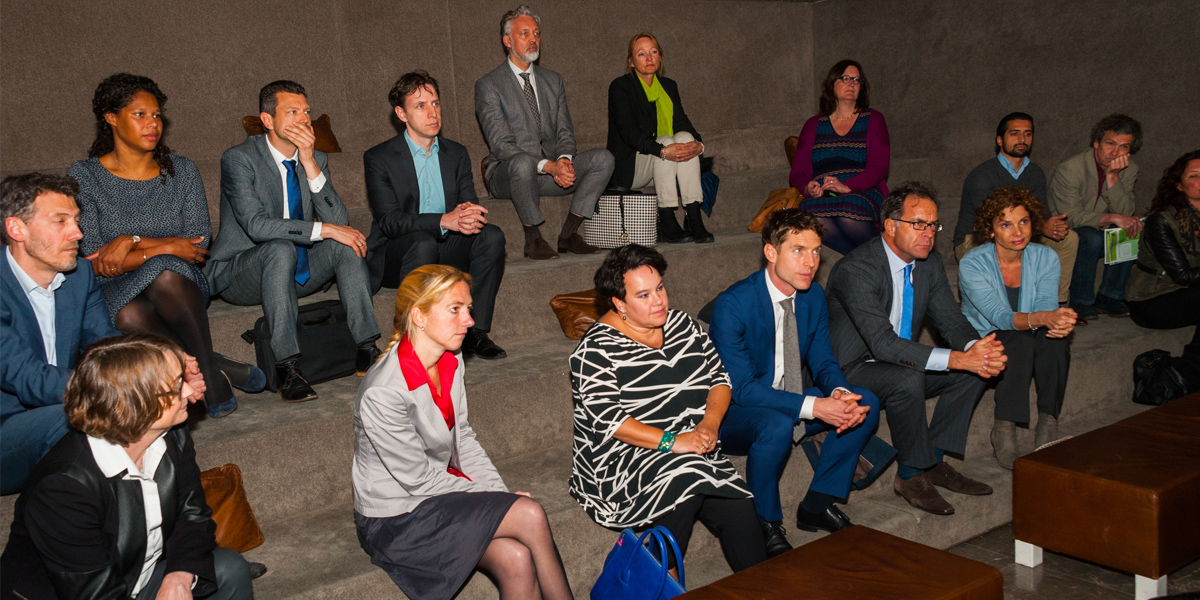 Staatssecretaris Dijksma op werkbezoek in Rotterdam
